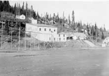 Island Mountain Mine Buildings, wpH318