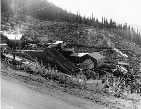 Cariboo Gold Quartz Mine site, VPL9355